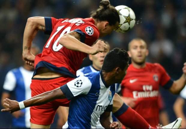 PSG - Porto, plato fuerte del martes en Champions League