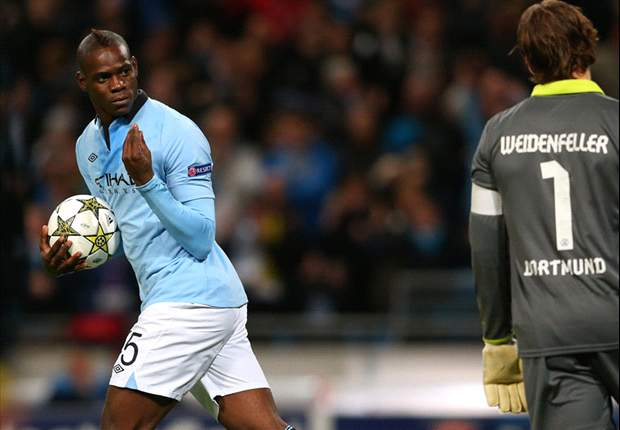 Paris Saint-Germain prepare big-money Balotelli bid to tempt Manchester City
