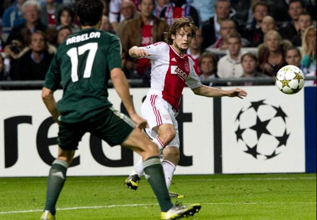 Daley Blind: Ajax Terlalu Hormati Real Madrid