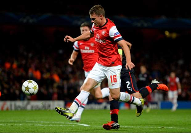 Arsenal midfielder Ramsey: I am getting back to my old self