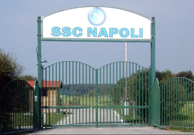 Polisi Italia Geledah Markas Napoli