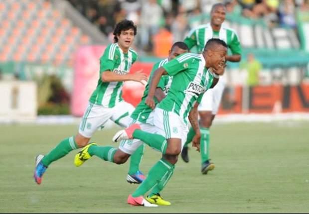Nacional volvió a golear, ganar y gustar