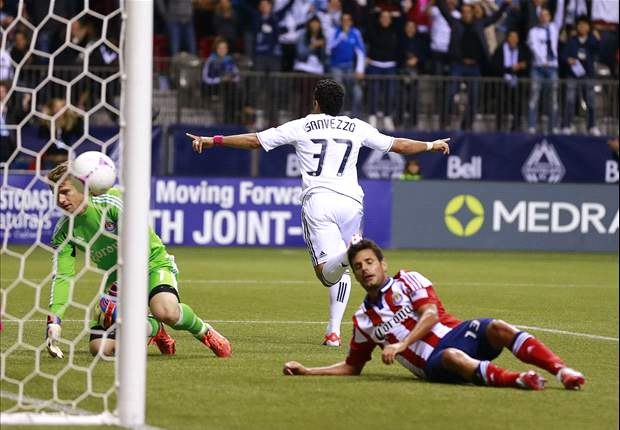 Vancouver Whitecaps 4-0 Chivas USA: Goats out of the playoffs