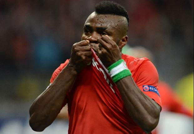 Emenike scores again in the league after a nine-week barren spell