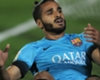 Barca flop Douglas suffers bizarre injury while sleeping