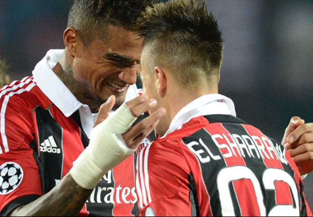 Boateng: El Shaarawy can be the new Ibra