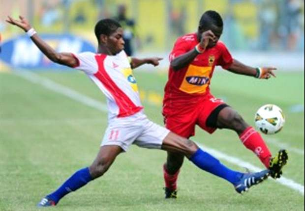 Lawrence Lartey ponders Ashgold exit in January