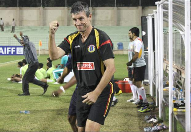 A win always gives a fantastic feeling – East Bengal coach Trevor Morgan
