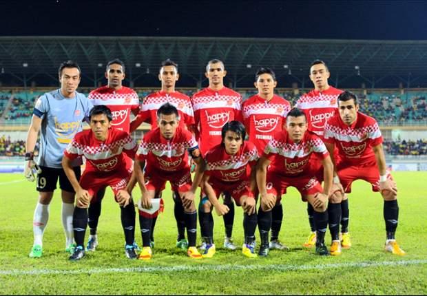 Dez Corkhill: Kelantan's goals