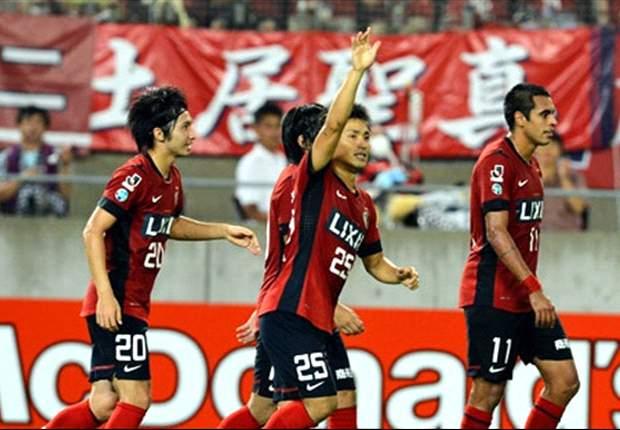 Kasihma Antlers Kampiun Piala Jepang