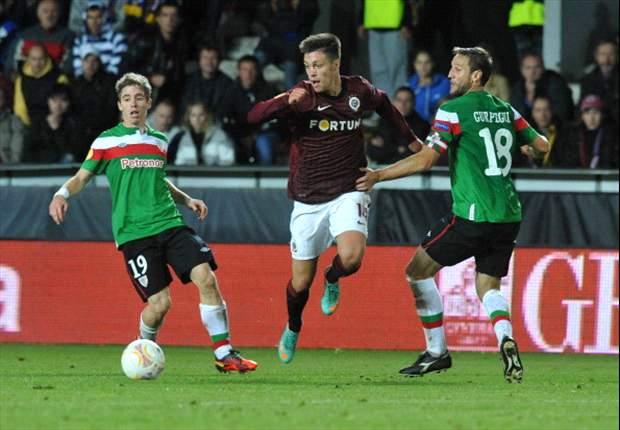 Sparta Praga 3-1 Athletic de Bilbao: Los rojiblancos, turismo por Praga y poco más