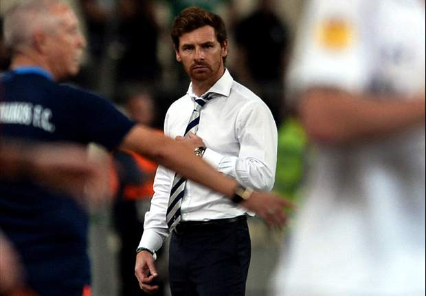 Villas-Boas fumes at Tottenham's 'poorest performance of the season'