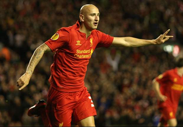 Jonjo Shelvey ready to risk red in the Merseyside derby