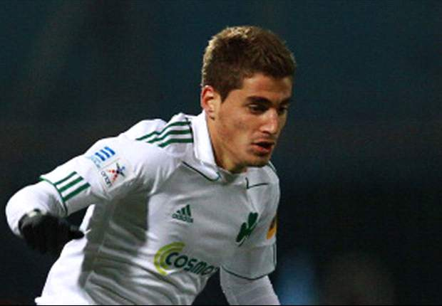 Sunderland signs Greek international Mavrias from Panathinaikos