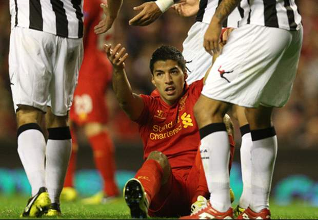 'My conscience is clear' - Suarez hits back as diving row continues