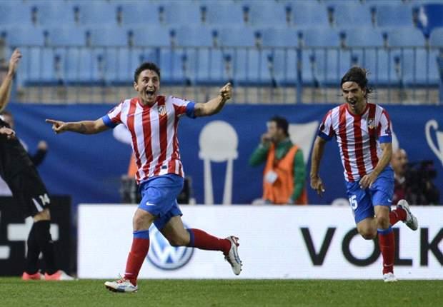 Cristian Rodriguez: Atletico Madrid Tampil Buruk