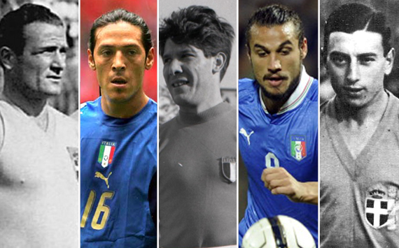 Los oriundi: argentinos en la selección italiana