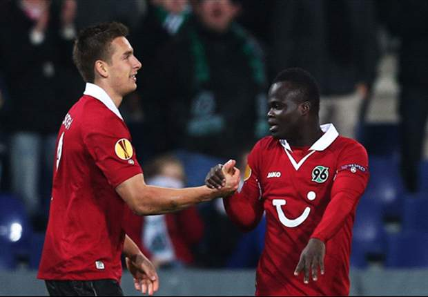 Hannover 96: Mirko Slomka hat die Qual der Wahl im Sturm