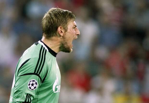 Lars Unnerstall will Schalke 04 ganz nach vorn brüllen