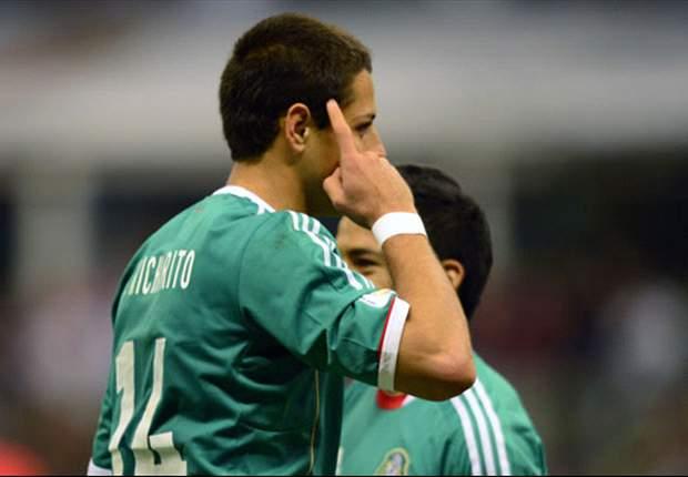 México-El Salvador: Sigue las eliminatorias por el mundial 2014 en vivo