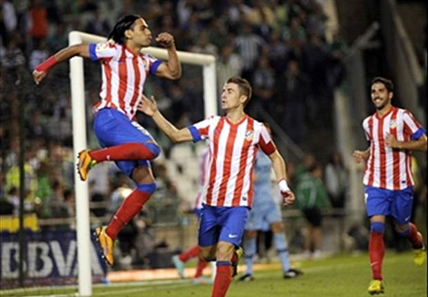 Falcao: England? Maybe one day I will play there