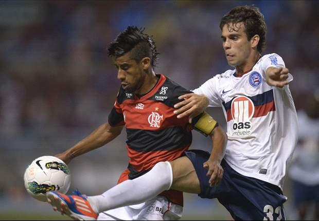 Flamengo 0 x 0 Bahia: Empate deixa as duas equipes ainda com risco de rebaixamento