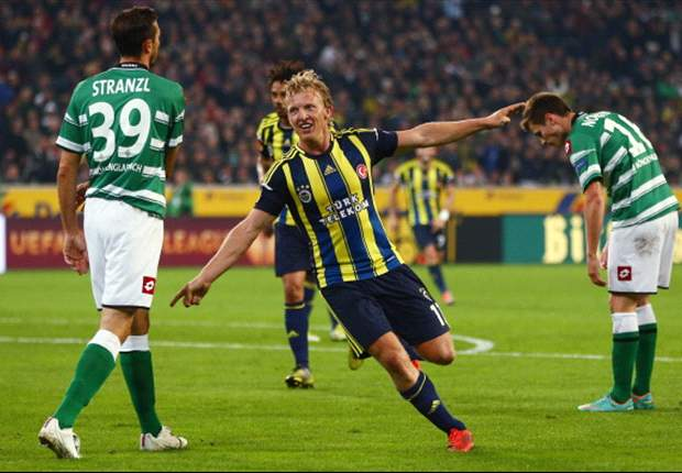 Kuyt: Fenerbahce's Turkish players have heart and passion