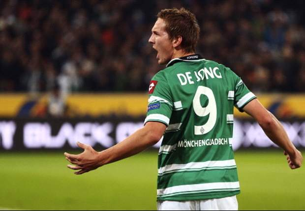 Luuk de Jong: I do not regret joining Gladbach