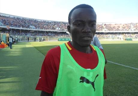 Asante on target for TP Mazembe