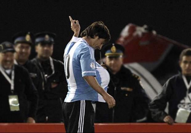 Lionel Messi desmintió los rumores del nacimiento de su hijo