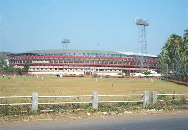 Pitch at the Nehru stadium in Goa is expected to be of international standards