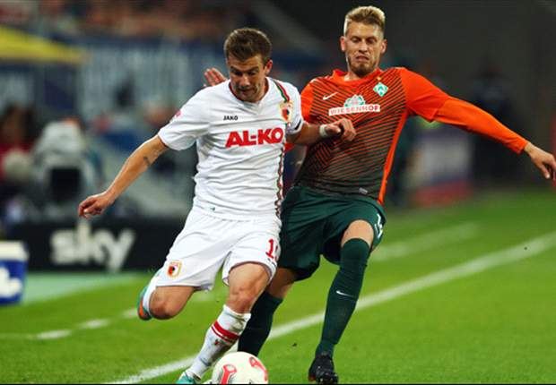 Daniel Baier verlängert beim FC Augsburg bis 2016