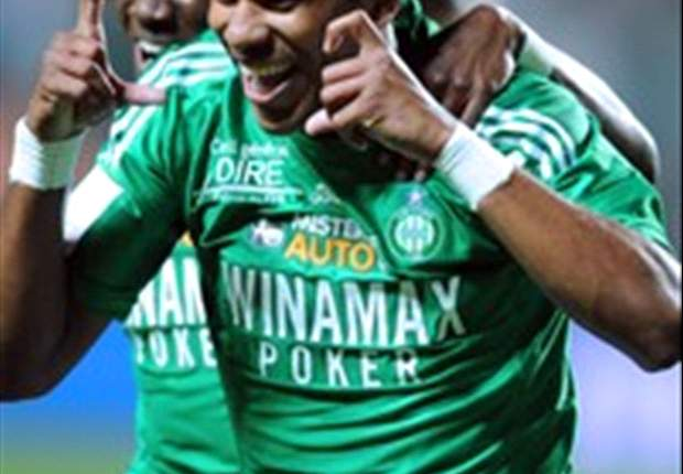 Ligue 1, ASSE - Brandao blessé