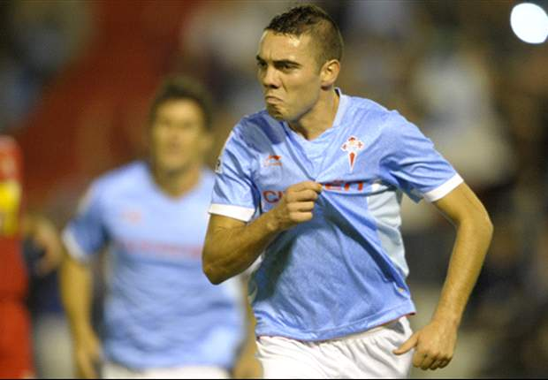 Iago Aspas has revealed he had other offers but Liverpool are his first choice