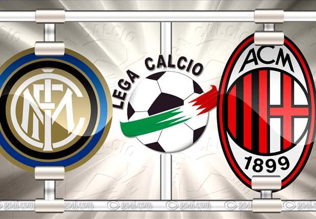 Milan-Inter, le formazioni ufficiali: Bojan dal 1', c'è Mexes in difesa. Strama si affida a Coutinho dietro Milito e Cassano