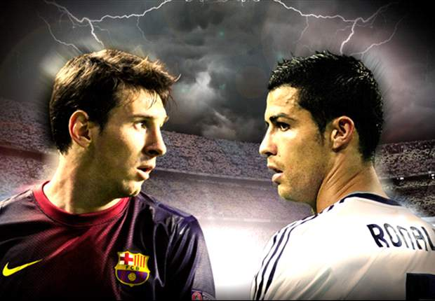 Ronaldo seeks unprecedented sixth successive strike against Barcelona as Messi goes f