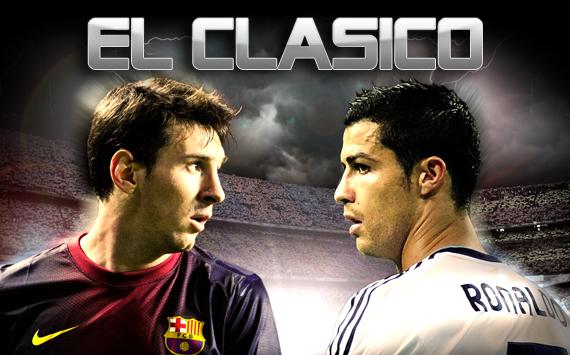 5 Duel Pemain Di El Clasico