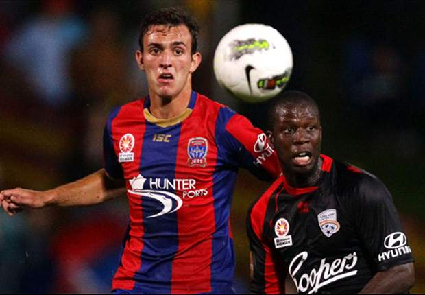 A-League preview: Newcastle Jets v Adelaide United