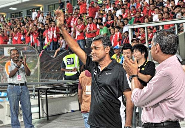 LionsXII coach Sundram: I am confident that I will come up with a plan to go to the finals