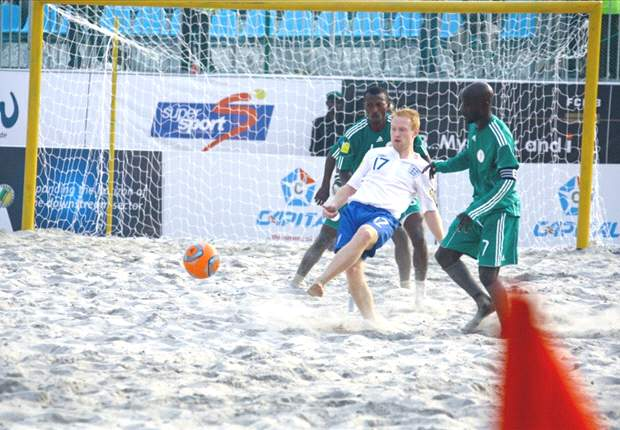 Coach Adamu Ejor: Sand Eagles will be ready for Lebanon in their first game of 2012 Copa Lagos