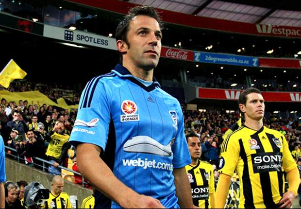 Del Piero: I rejected move to Liverpool because of Heysel