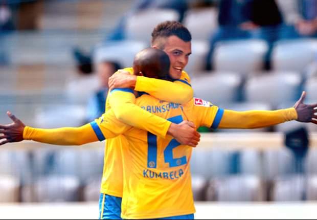 2. Liga: Hertha BSC und Braunschweig weiter auf Kurs