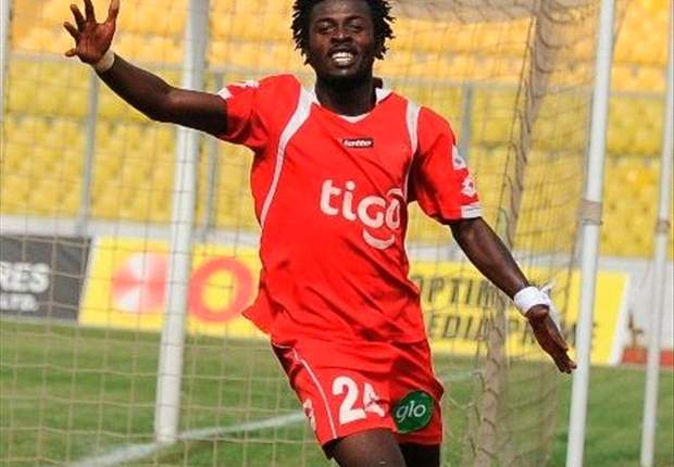 Hearts of Oak's Edward Affum now a free agent