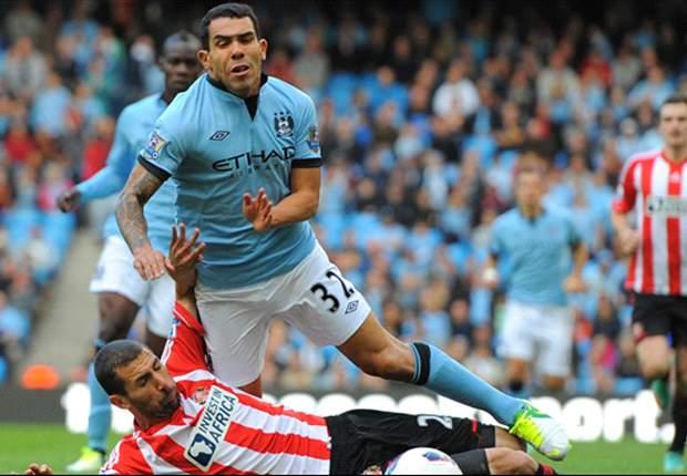 Manchester City lässt nichts anbrennen und besiegt Sunderland mit 3:0