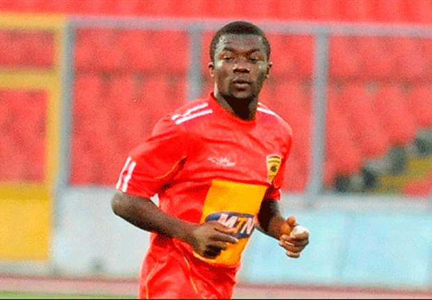 Liberty 1-2 Asante Kotoko: Porcupine Warriors end first round at third spot