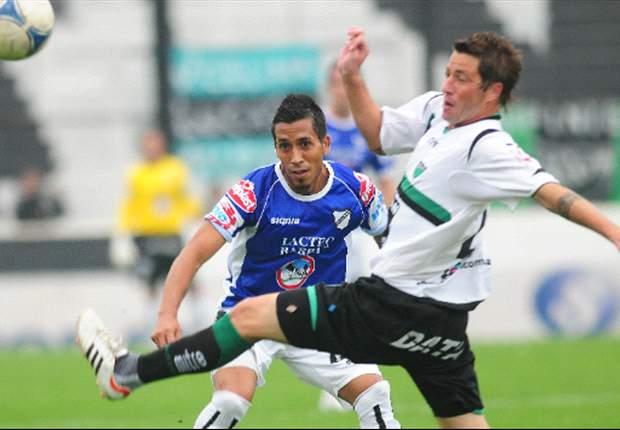 Con dos goles de Osorio, San Martín lo dio vuelta y salio del descenso