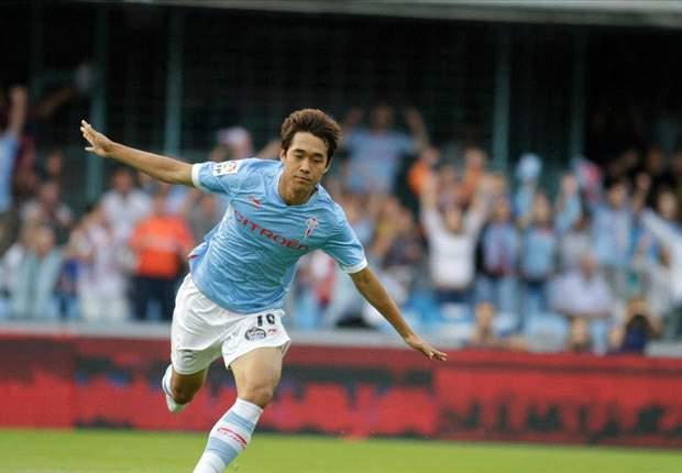 Park Chu-Young Sumbang Poin Celta Vigo