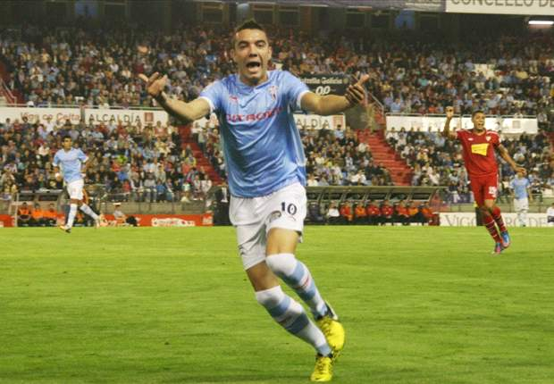 Iago Aspas is relishing his imminent move to Liverpool