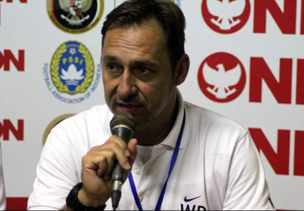 Timnas Senior Asah Serangan Balik  Goal.com
