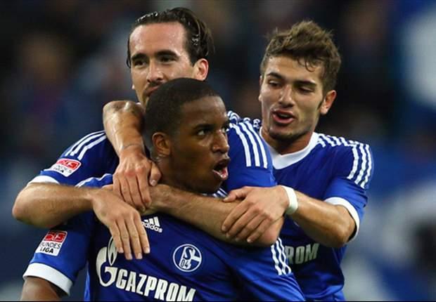Afellay trefzeker bij ruime zege Schalke 04